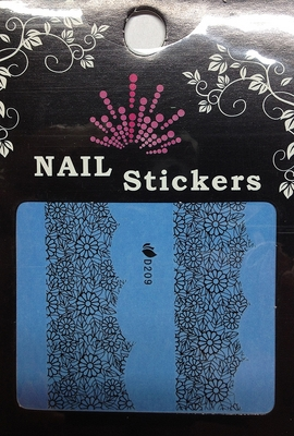 Nail Art Sticker