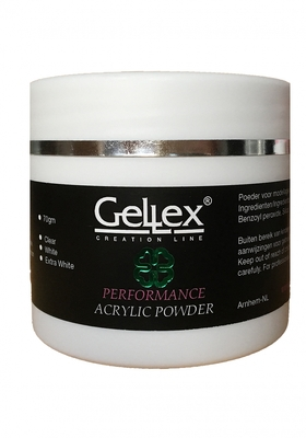 Performance acryl poeder extra white 70g