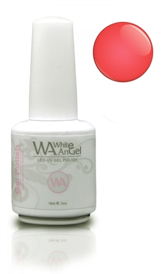 White Angel Electric Crimson Gel Polish 15ml