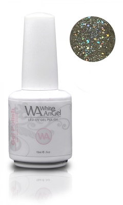 White Angel Polar Star Gel Polish 15ml
