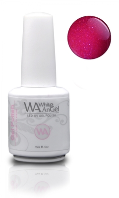 NIEUW! White Angel Red Kiss Gel Polish 15ml