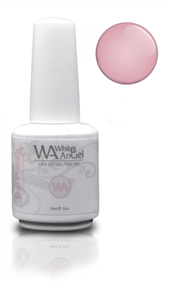 NIEUW! White Angel Jaipur pink Gel Polish 15ml