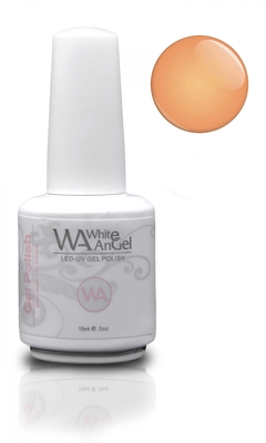 NIEUW! White Angel Dahlia Yellow Gel Polish 15ml
